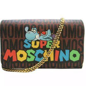 Super Mario Clutch Chain Shoulder bag